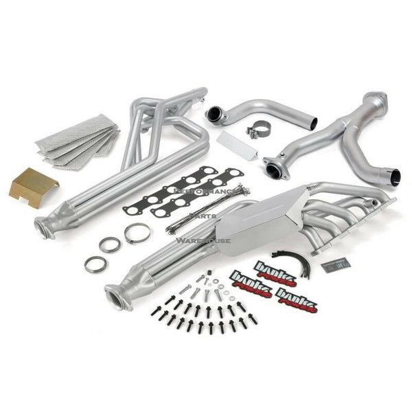BANKS TORQUETUBE HEADERS CLASS A MOTORHOME RV 2016-17 FORD V10