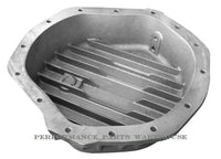 PPE REAR END COVER 2001-18 CHEVY GMC HD 2500 3500 - RAW ALUMINUM