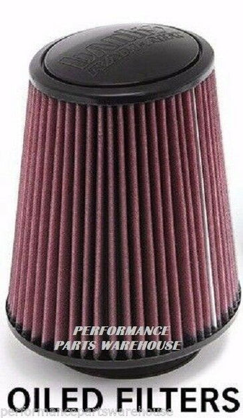 REPLACEMENT OILED FILTER ONLY For BANKS RAM-AIR INTAKE - 2001-14 GM 6.6L DURAMAX