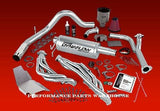 BANKS POWERPACK SYSTEM w/ AUTOMIND 99-04 F250-350 V10 - HEADERS EXHAUST RAM AIR