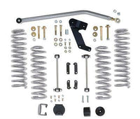 "RUBICON EXPRESS 3.5"" LIFT KIT 2007-18 JEEP WRANGLER 4-DOOR JK - MONO TUBE SHOCKS"