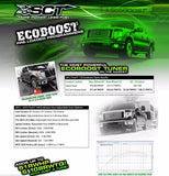 SCT X4 FLASH PROGRAMMER 1997-2016 FORD F150 ECOBOOST & V8 GAS