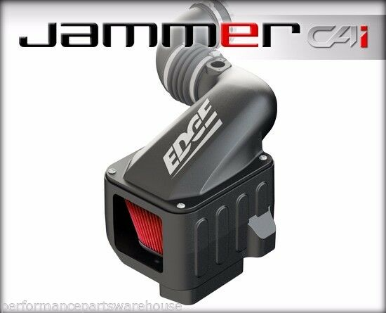 EDGE JAMMER COLD AIR INTAKE SYSTEM Fits 1994-02 DODGE 5.9L CUMMINS