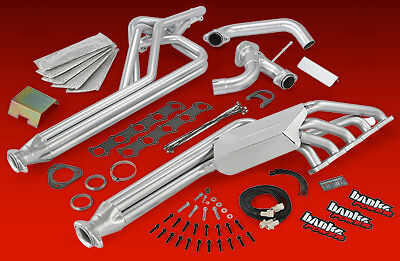 BANKS TORQUETUBE HEADERS CLASS A MOTORHOME RV 2006-10 FORD V10