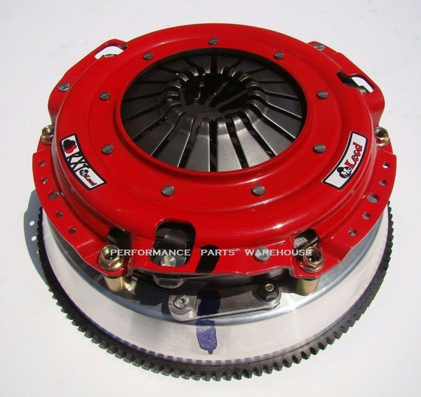 RXT 1200-HP TWIN DISC CLUTCH w ALUMINUM FLY 09-10 & 13-17 CHALLENGER HELLCAT