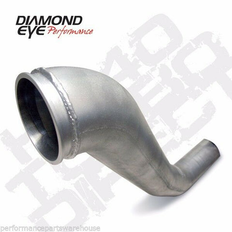 DIAMOND EYE TURBO DIRECT DOWN PIPE Fits 94-02 CUMMINS 5.9 HX40