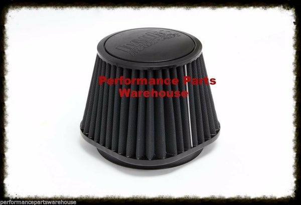 REPLACEMENT DRY FILTER ONLY For BANKS RAM-AIR INTAKE 2007-12 DODGE 6.7 CUMMINS