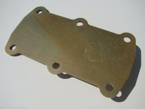 BLOCK OFF PLATE ONLY For TREMEC TKO500/600 MID-SHIFTER CONVERSION