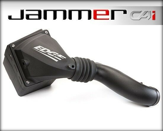 EDGE JAMMER COLD AIR INTAKE SYSTEM Fits 2007.5-09 DODGE 6.7L CUMMINS