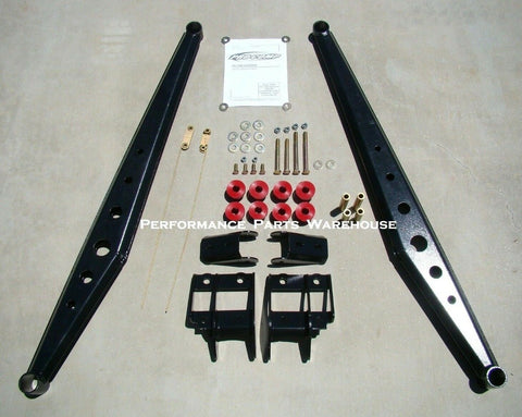 "PRO COMP PLATE TYPE 50"" LATERAL TRACTION BARS 2011-18 GM 2500HD 3500HD"