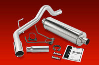 BANKS MONSTER EXHAUST SYSTEM 2000-06 TOYOTA TUNDRA