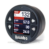"BANKS iDASH 1.8"" SUPER GAUGE 2011-17 ADD-ON FOR DERRINGER TUNER"
