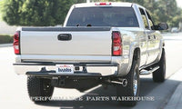 BANKS MONSTER EXHAUST 06-Early'07 CHEVY 6.6L DURAMAX LLY/LBZ, CC/SB - BLACK TIP