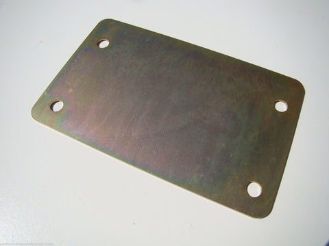 BLOCK OFF PLATE ONLY For 93-06 TREMEC T56 MID-SHIFTER CONVERSION