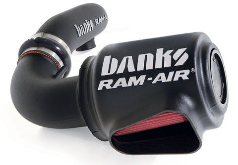 BANKS RAM AIR INTAKE SYSTEM 97-06 JEEP WRANGLER 4.0