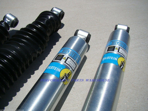 "BILSTEIN 5100 SERIES SHOCKS 2005-2016 F250 F350 4WD w/ 4"" LIFT"