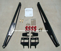 "PRO COMP 50"" LATERAL TRACTION BARS 2011-18 CHEVY/GMC 2500HD 3500HD"