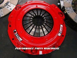 McLEOD RXT TWIN DISC CLUTCH 1000HP 2010-15 CAMARO SS w/ STEEL FLYWHEEL