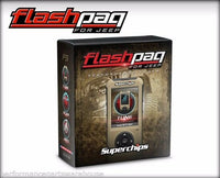 SUPERCHIPS F5 FLASHPAQ TUNER 2018-19 JEEP WRANGLER JL V6 +29HP