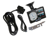 SCT LIVEWIRE TS TUNER & PILLAR GAUGE MOUNT 99-07 FORD F250 F350 EXCURSION