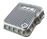 PPE LOW-PROFILE TRANSMISSION PAN 01-16 DURAMAX 1000-2400 ALLISON - RAW ALUMINUM