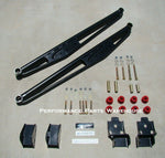 "PRO COMP 50"" LATERAL TRACTION BARS & MOUNTS 03-12 DODGE RAM CREW CAB / SHORT BED"