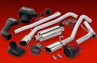 BANKS STINGER SYSTEM 04-08 FORD F150 5.4L V8 - EXT CAB / MED BED 6.5'