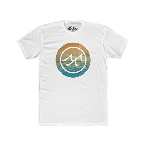 Sunset Waves Tee
