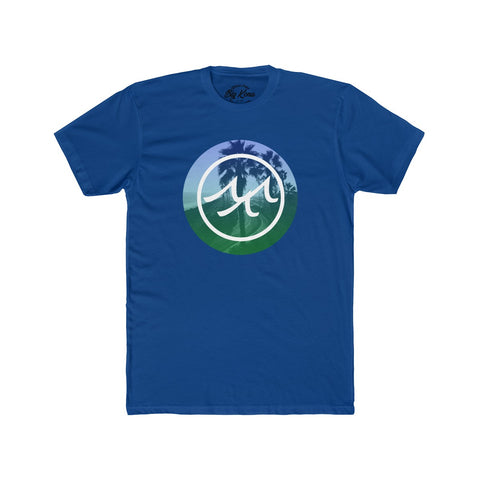Mission Beach Waves Tee