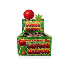Laden Sie das Bild in den Galerie-Viewer, Bubblegum Cannabis Lollipop