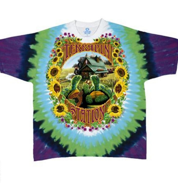 Grateful Dead Terrapin Station tee