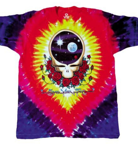 Grateful Dead Space Your Face tee