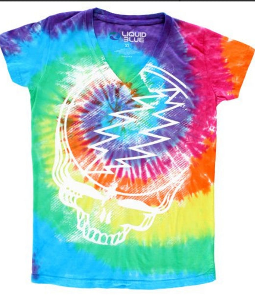 Grateful Dead Bolt Womens Tee