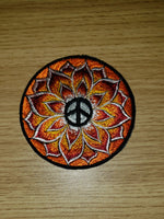 Peace Mandala Patch