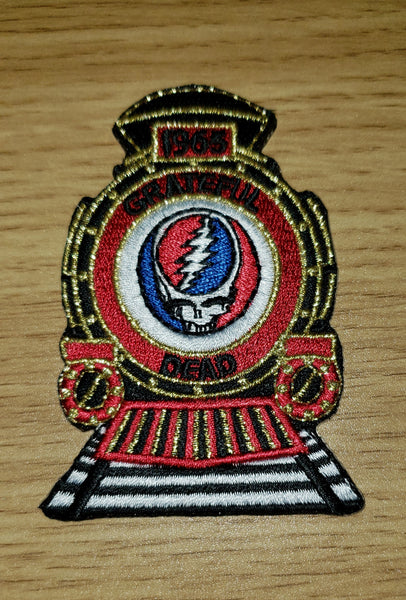 Grateful Dead Driving that Train Patch