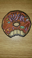 Phish Bakers Dozen Donut Patches