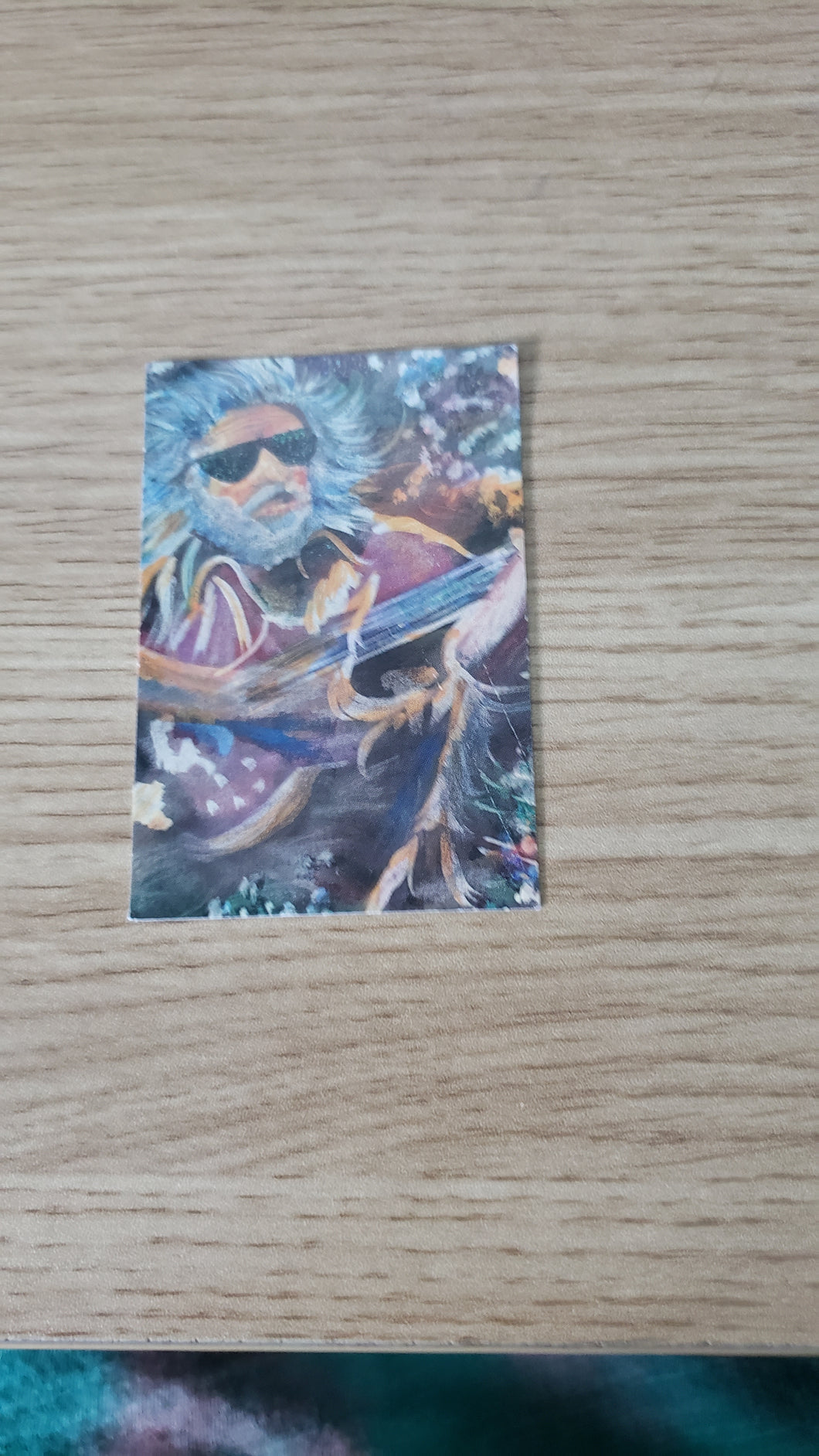 Painted Jerry Sticker