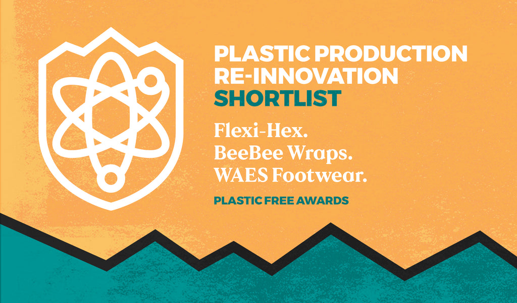 Plastic free awards shortlist