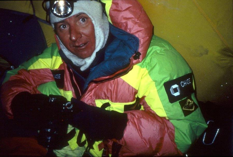 Michael Groom, Professional Mountaineer