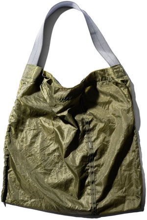 VINTAGE PARACHUTE LIGHT BAG - OLIVE