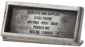 STEEL FRAME RECTANGLE W65