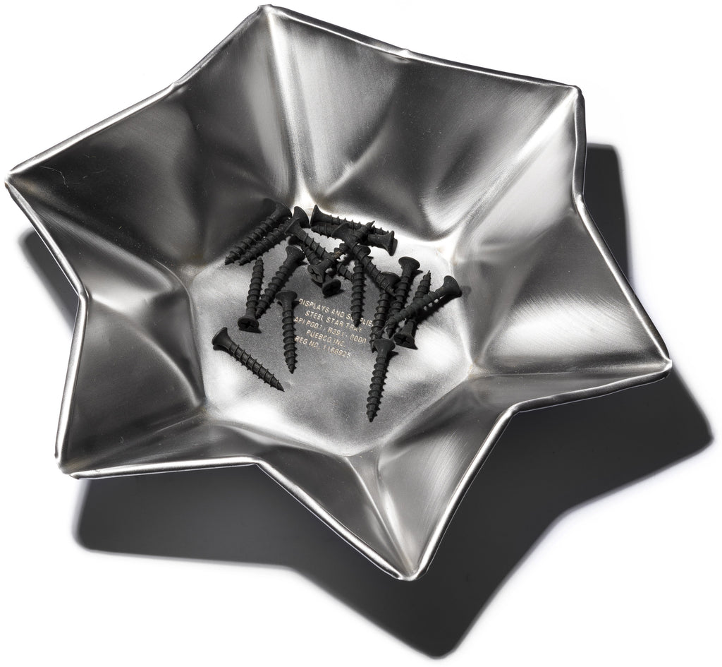 STEEL STAR TRAY