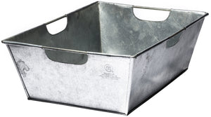 STEEL STORAGE BOX - RECTANGLE
