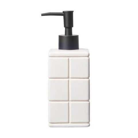 Ceramic Bath Ensemble Soap Dispenser