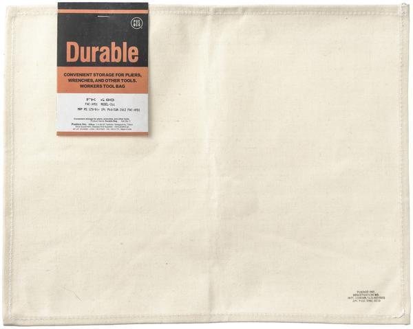 Waxed Cotton Placemat - Off-White