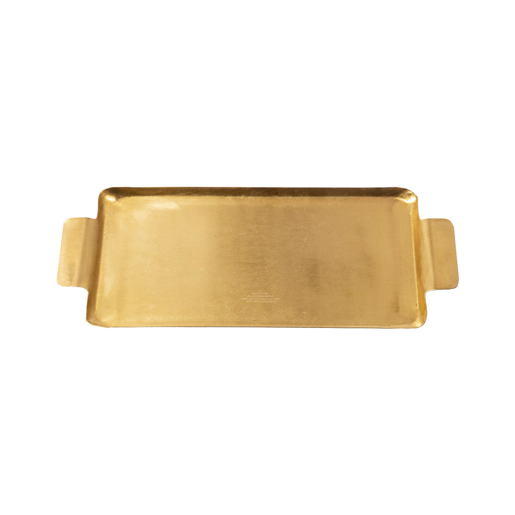 BRASS RECTANGLE TRAY