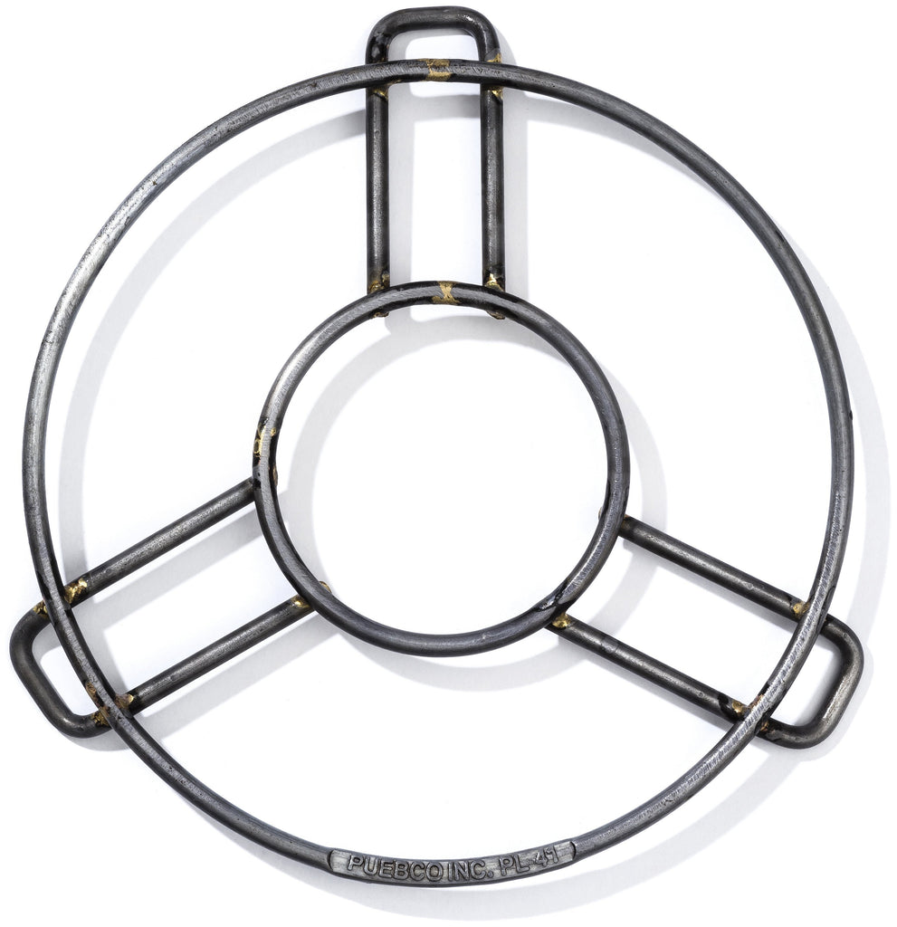 Wire Trivet design by Puebco