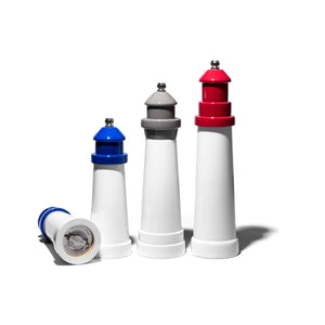 LIGHTHOUSE SHAPED SALT & PEPPER MILL