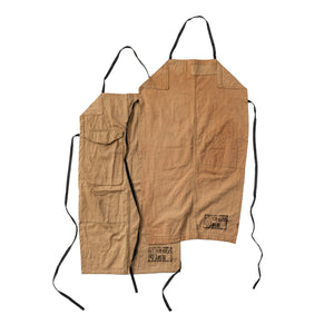 VINTAGE COVERALL APRON