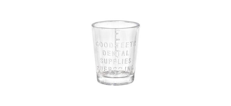 Dental Toothbrush Stand - Transparent